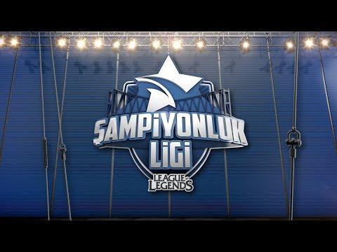 Çeyrek Final: Oyunfor.CREW ( CRW ) vs P3P eSports ( P3P ) - 2017 Şampiyonluk Ligi Yaz Mevsimi