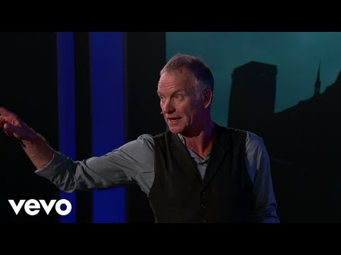 Sting - What Have We Got?  From Jimmy Kimmel 2020