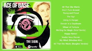 Ace of Base - The Sign (1993) [Full Album]