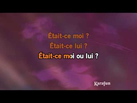 Karaoké J'ai la mémoire qui flanche - Jeanne Moreau *