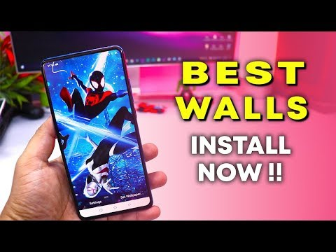 TOP 5 Best Wallpaper Apps for Your Android Phone
