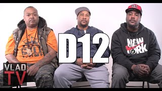 D12: People Thought Eminem Was Black When They First Heard Him