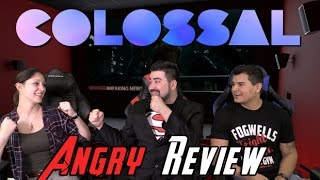 Colossal Angry Movie Review