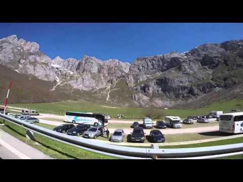 Duas Bmw e Uma Honda nos Picos da Europa - parte 2