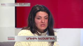 Kisabac Lusamutner THE BEST 2017 Koratsi Hetqerov