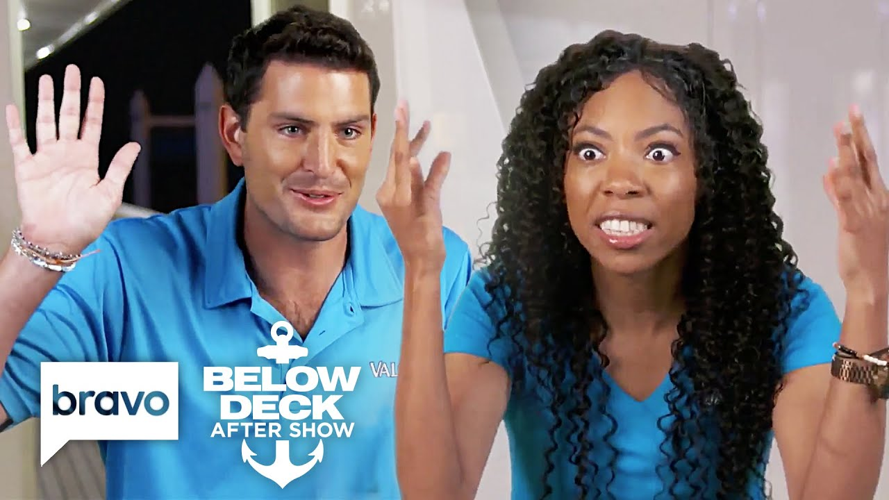 Download All the Ways Tanner Sterback Screwed Things Up With Simone | Below Deck After Show Part 2 (S7 Ep10)