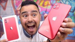 Apple iPhone 11 - UNBOXING E PRIMEIRAS IMPRESSÕES