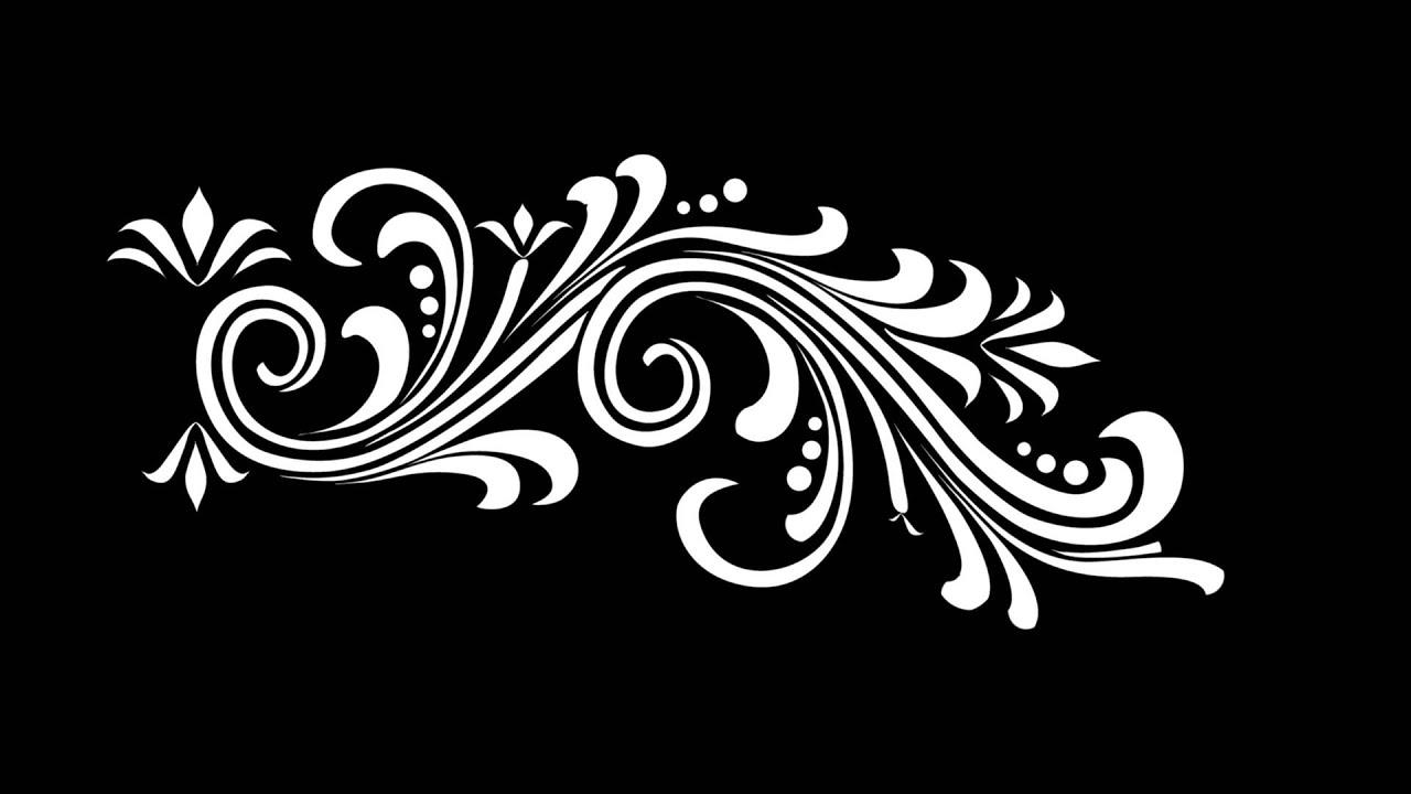 تأثيرات زخارف للمونتاج 10 Youtube