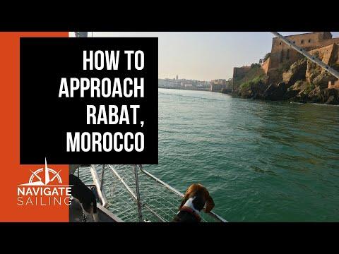 How to Approach Rabat, Morocco [Maik's Navigation Corner 05]