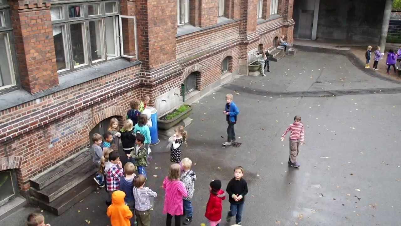 Vandpostenes Brug Oehlenschlægersgades Skole Youtube