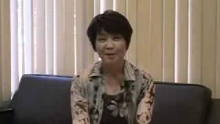 鮫島有美子からメッセージが届きました。前半は平和への祈りを込めた曲...