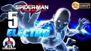 Spiderman Shattered Dimensions Electro vs Ultimate Spiderman Walkthrough Parte 5 Gameplay Español