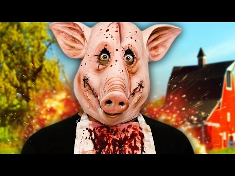 DIE PIGGY DIE! | Blood And Bacon