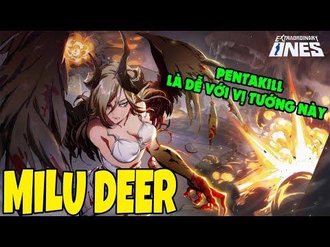 Tuncun Milu Deer