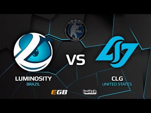 CLG vs Luminosity vod