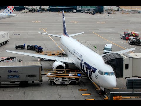 LOT Polish | Boeing 737-400 | LHR-WAW | Economy