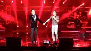 """Anh Khác Hay Em Khác - Tuấn Hưng, Khắc Việt - Liveshow """"Yêu"""" 2014"""