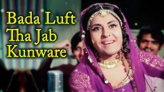 Bada Luft Tha Jab Kunware   Noor-E-Elahi (1976)   Yusuf Azad, Rashida Khatoon   Qawwali Song