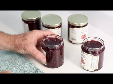 Making Country Style Raspberry Jam