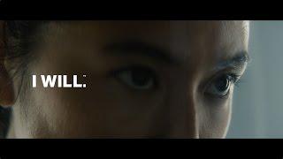 アンダーアーマー「I WILL. 私の意志 長澤まさみ」 長澤まさみ 検索動画 6