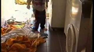 AFV - Brave little boy overcomes his fears