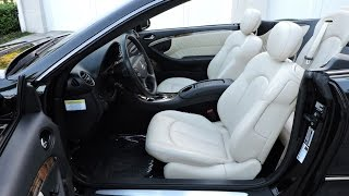 2007 Mercedes-Benz CLK350 Convertible for sale by Auto Europa Naples MercedesExpert.com