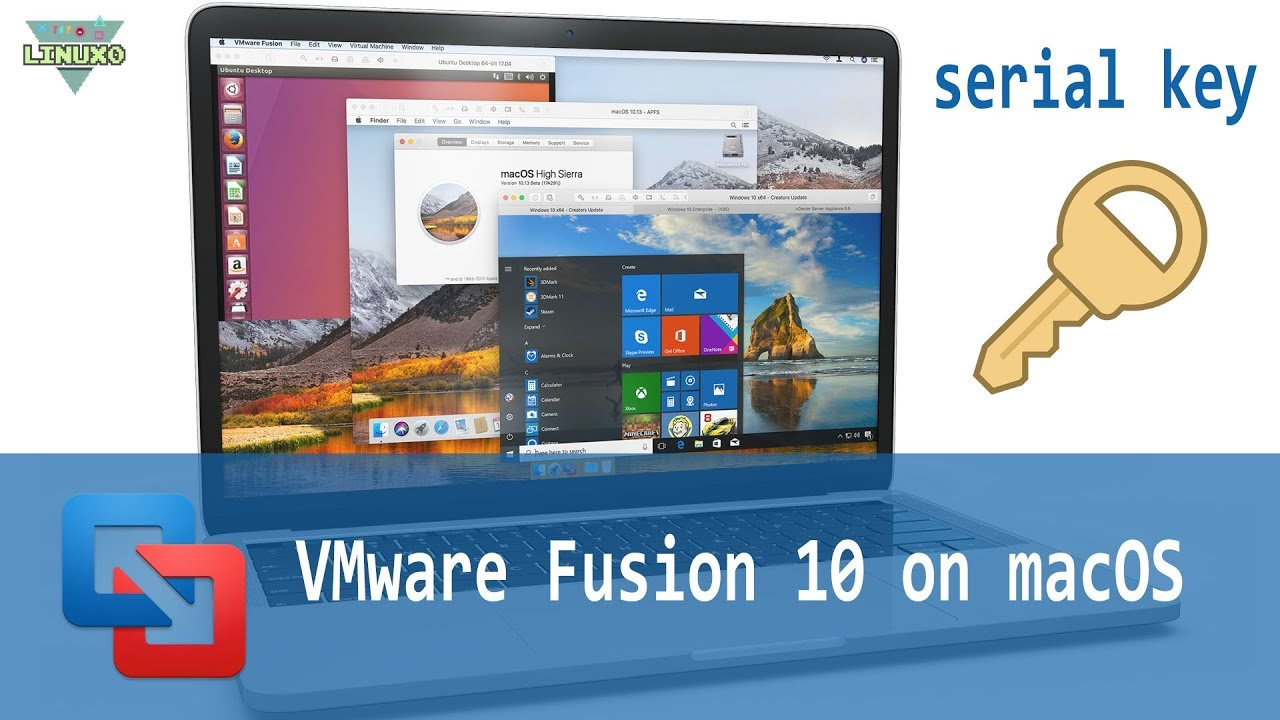 vmware fusion 8 license key free