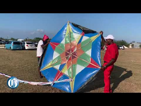 WATCH: Kite flying on Easter Monday