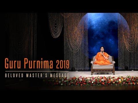Guru Purnima 2019 | Master's Message