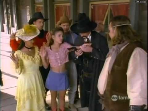 Amy Jo Johnson Wild West Rangers Clips Youtube
