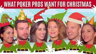 Here is What Millionaire Poker Players Want for Christmas...