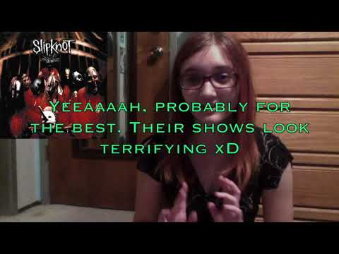 Slipknot  Slipknot selftitled  ALBUM REVIEW