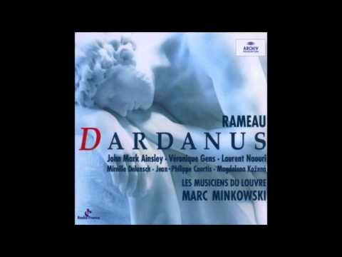 J-P Rameau - Dardanus - Deuxième Rigaudon - Acte I Scène 3