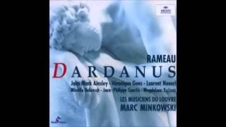 Play Dardanus, Tragdie En Musique Act One, Scene Three Premier Rigaudon
