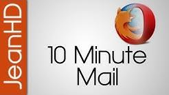 10 Minute Mail - deine temporäre E-Mail adresse - Webtipps
