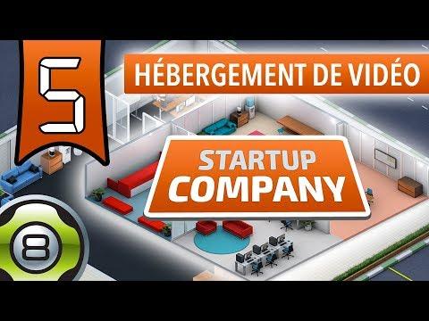 Mon 1er service d'hébergement de vidéo 📼 - Ep.5 - Startup Company FR