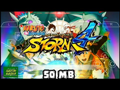 Mod Naruto Storm 4 Super Edition | Android PSP Download