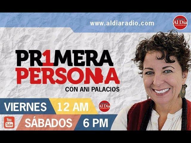PRIMERA PERSONA 02/09/2018: Entrevista a Alfredo del Arroyo Soriano