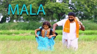 Father And Daughter Relationship - Touching Telugu Film - Mala (a slum circus girl)