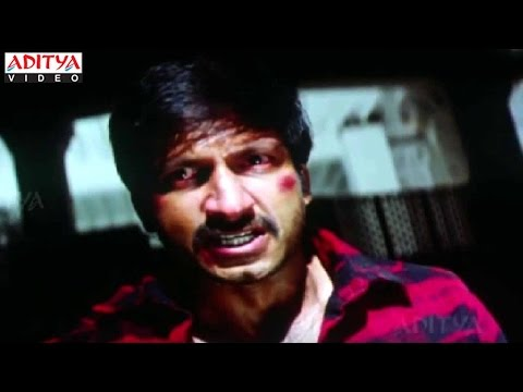 Gopichand Best Action Scene In Golimaar...