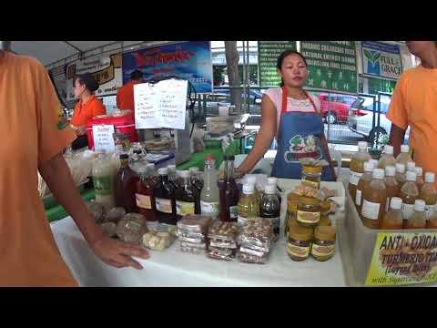 Manila Makati Salcedo Saturday Market(Philippine 2017)(살세도 토요일 마켓)