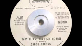 KILLER FUNK 45t - CHUCK BROOKS - Baby Please Don