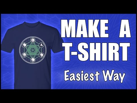 Affinity Designer Tutorial | T-shirt the Easiest Way!