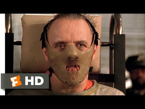 The Silence Of The Lambs (7/12) Movie CLIP - Love Your Suit (1991) HD