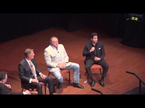 2016 Delaware Economic Summit - Mac Nagaswami - Entrepreneurship Panel