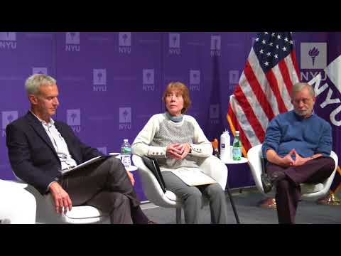 NYU DC Dialogues: The History of the U S  Environmental Protection Agency
