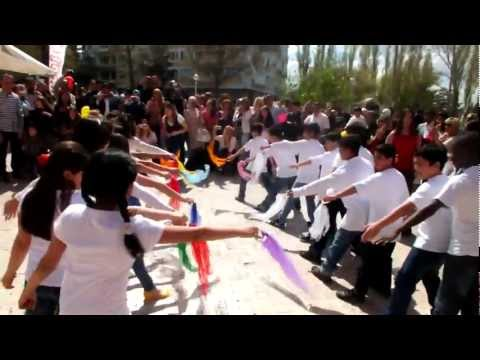 Pakistan Embassy School Ankara participates in Children's and Sovereignty Day in Turkey