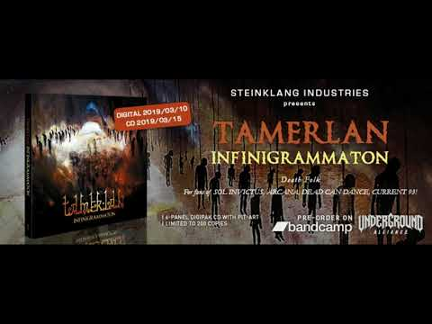Tamerlan - Infinigrammaton (Full-Length: 2019)