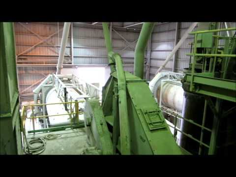 Kamloops Cement Plant (no music)
