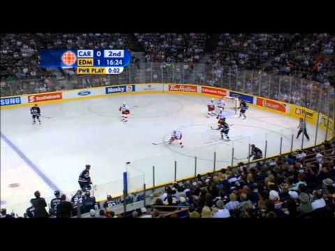 Edmonton Oilers Vs Carolina Hurricanes Game 3 Youtube